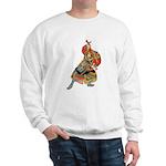 Japanese Samurai Warrior Sweatshirt