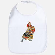 Japanese Samurai Warrior Bib