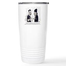 Dealer Disclaimer Travel Mug