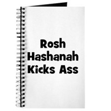 Rosh Hashanah Kicks Ass Journal