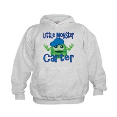 Little Monster Carter Hoodie