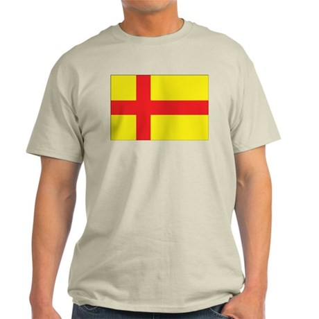 Orkney Islands Flag Ash Grey T-Shirt