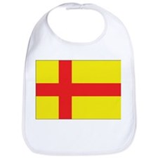 Orkney Islands Flag Bib