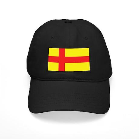 Orkney Islands Flag Black Cap