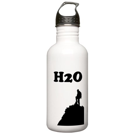 H2O Stainless Water Bottle 1.0L