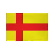 Orkney Islands Flag Rectangle Magnet