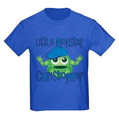 Little Monster Christopher T