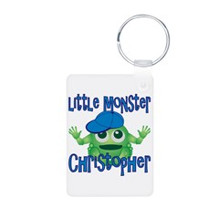 Little Monster Christopher Keychains