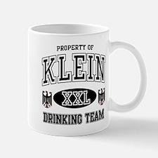 Klein German Drinking Team Mug