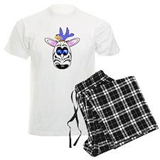 Zebra Bird Pajamas