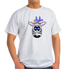 Zebra Bird T-Shirt