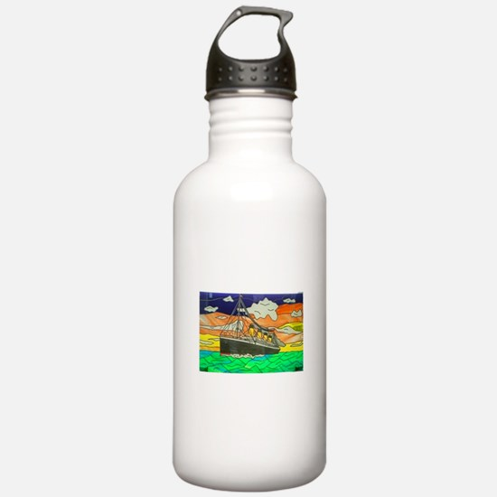 Funny Rms titanic Water Bottle
