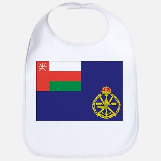 Oman Naval Ensign Bib