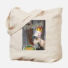 Sassy Happy Birthday Tote Bag