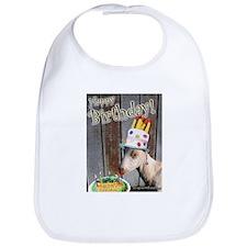 Sassy Happy Birthday Bib