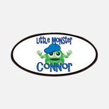 Little Monster Connor Patches