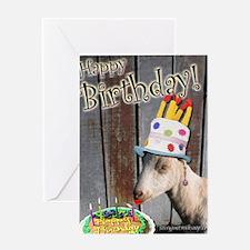 Sassy Happy Birthday Greeting Card