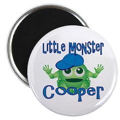 Little Monster Cooper Magnet