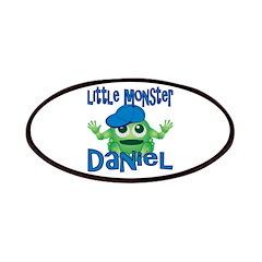 Little Monster Daniel Patches