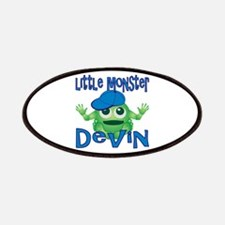 Little Monster Devin Patches