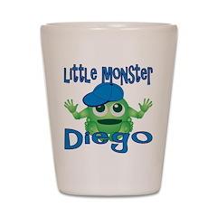 Little Monster Diego Shot Glass