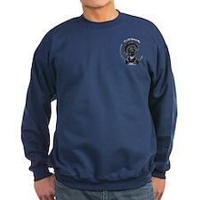 Black Doodle Pocket IAAM Sweatshirt