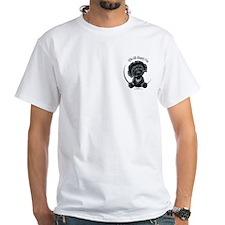 Black Doodle Pocket IAAM Shirt