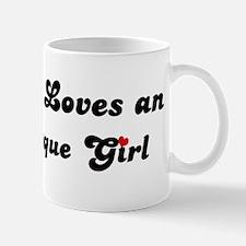 Loves Albuquerque Girl Mug