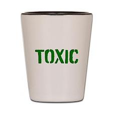 Toxic Shot Glass