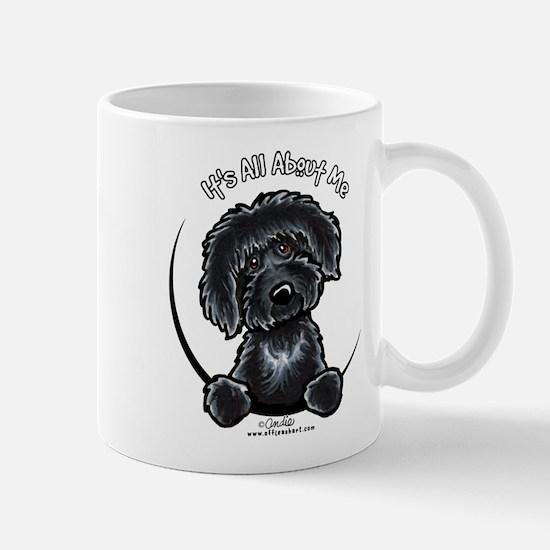 Black Labradoodle IAAM Mug