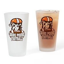 Dawg Pound Drinkware Drinking Glass