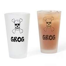 Grog Drinking Glass