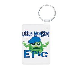 Little Monster Eric Keychains