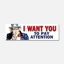 Uncle Sam: Classroom Car Magnet 10 x 3