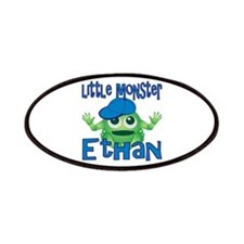 Little Monster Ethan Patches