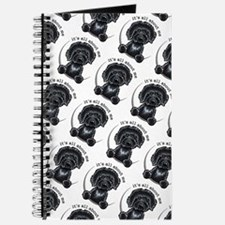 Black Labradoodle IAAM Journal