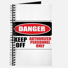 Danger Authorized Journal