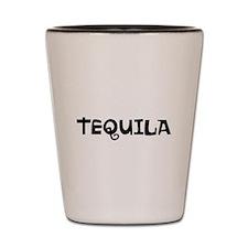 Tequila Shot Glass