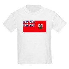 Bermuda Flag Kids T-Shirt