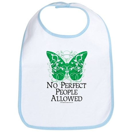 No Perfect People Allowed Bib