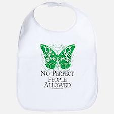 No Perfect People Allowed Bib