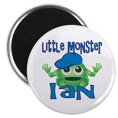 Little Monster Ian Magnet