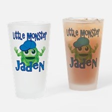 Little Monster Jaden Drinking Glass