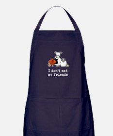 Funny Anti peta Apron (dark)