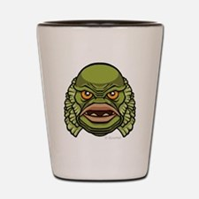 The Creature Shot Glass