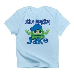 Little Monster Jake Infant T-Shirt