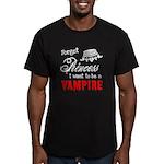 Twilight Princess Men's Fitted T-Shirt (dark)