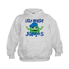 Little Monster James Hoodie