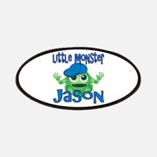 Little Monster Jason Patches