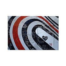 Elliott Smith Wall Rectangle Magnet